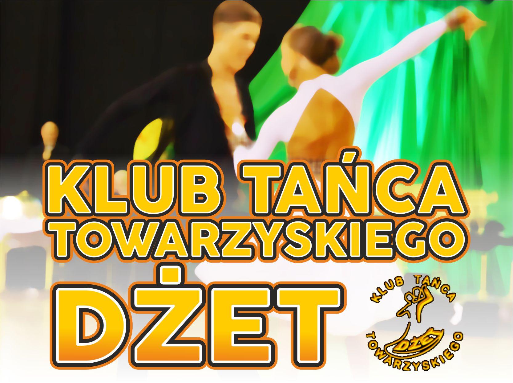 Klub Tańca Towarzyskiego Dżet